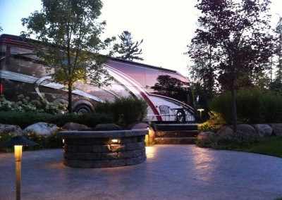 Hearthside-Grove-Luxury-RV-Resort_Patio-Dusk-37-min