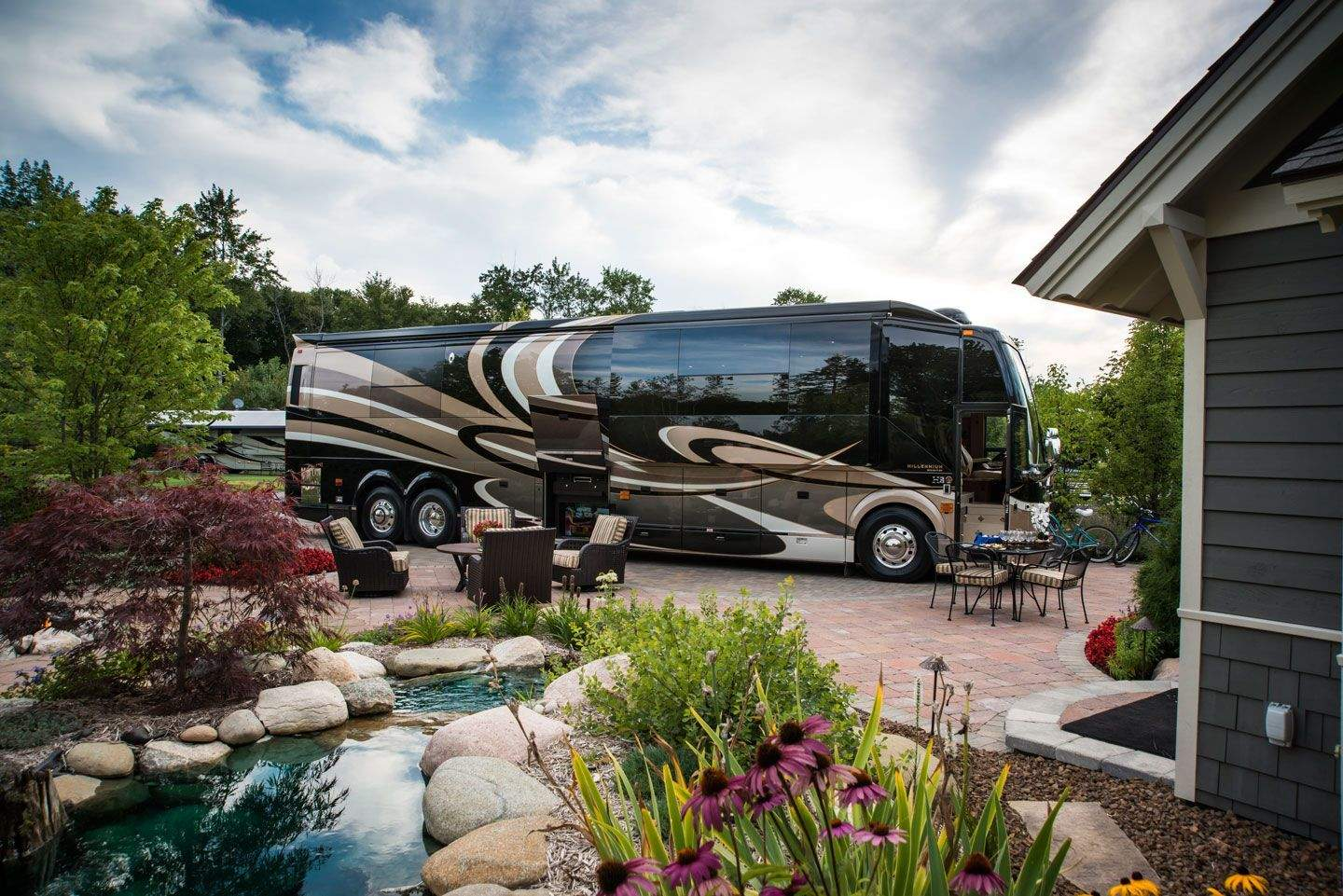 Hearthside-Grove-The Only 5 Star Luxury RV Resort in Michigan
