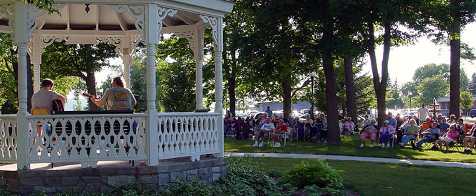 Free Concert Series in Boyne City