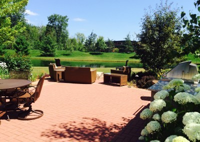 Hearthside Grove Lot 254 - View from Patio