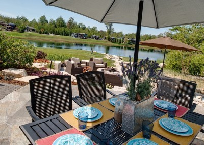 Lot 145 - Hearthside Grove Motorcoach Resort - 13
