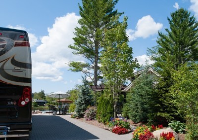 Lot 145 - Hearthside Grove Motorcoach Resort - 16