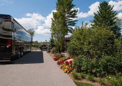 Lot 145 - Hearthside Grove Motorcoach Resort - 17