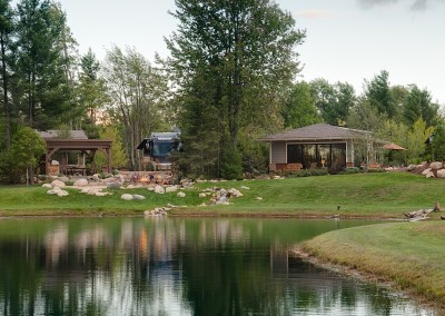 Lot 148 - Hearthside Grove Motorcoach Resort - 23