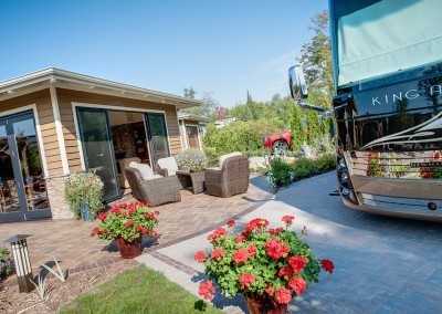 Lot 157 - Hearthside Grove Motorcoach Resort - 3