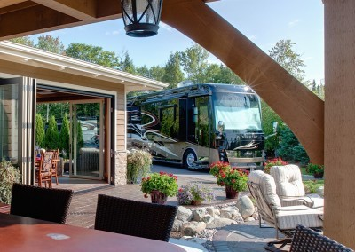 Lot 157 - Hearthside Grove Motorcoach Resort - 9