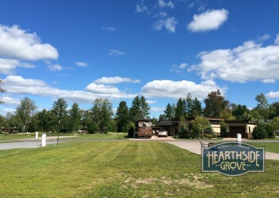 Hearthside Grove Motorcoach Resort Lot 223 -4
