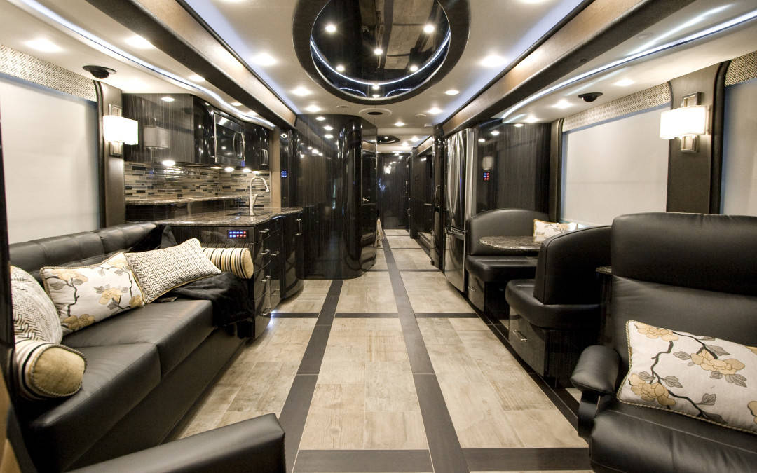 Luxury Motor Home Design Trends