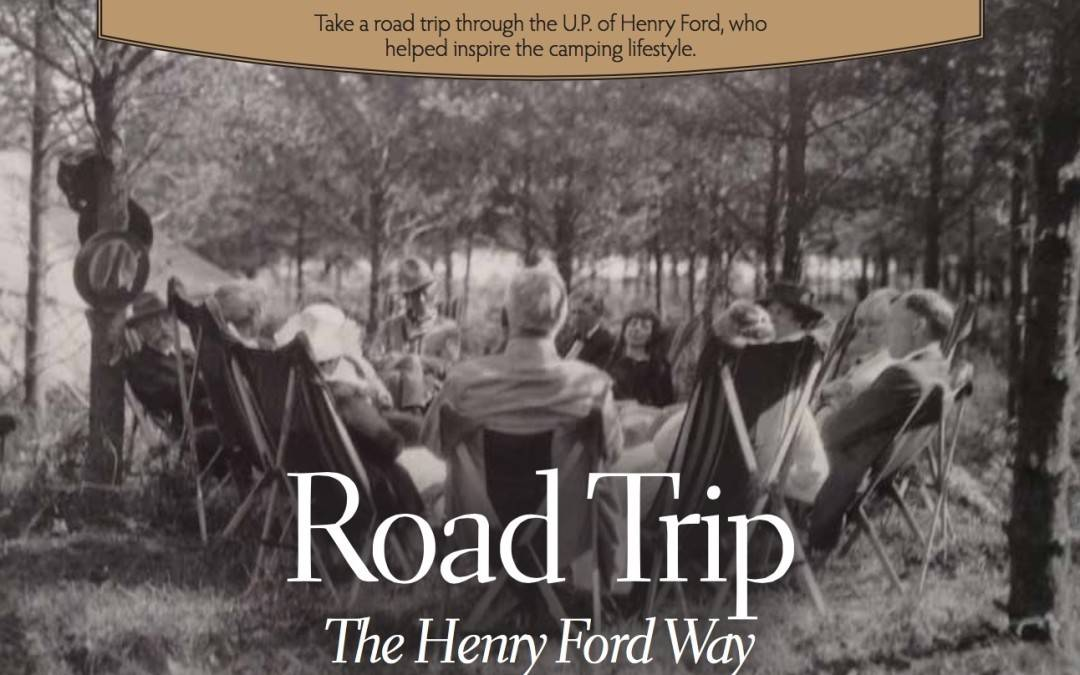 Road Trip – The Henry Ford Way