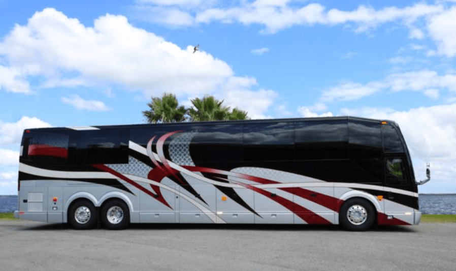 Millenium Luxury Coaches – Experience Luxury Like Never Before
