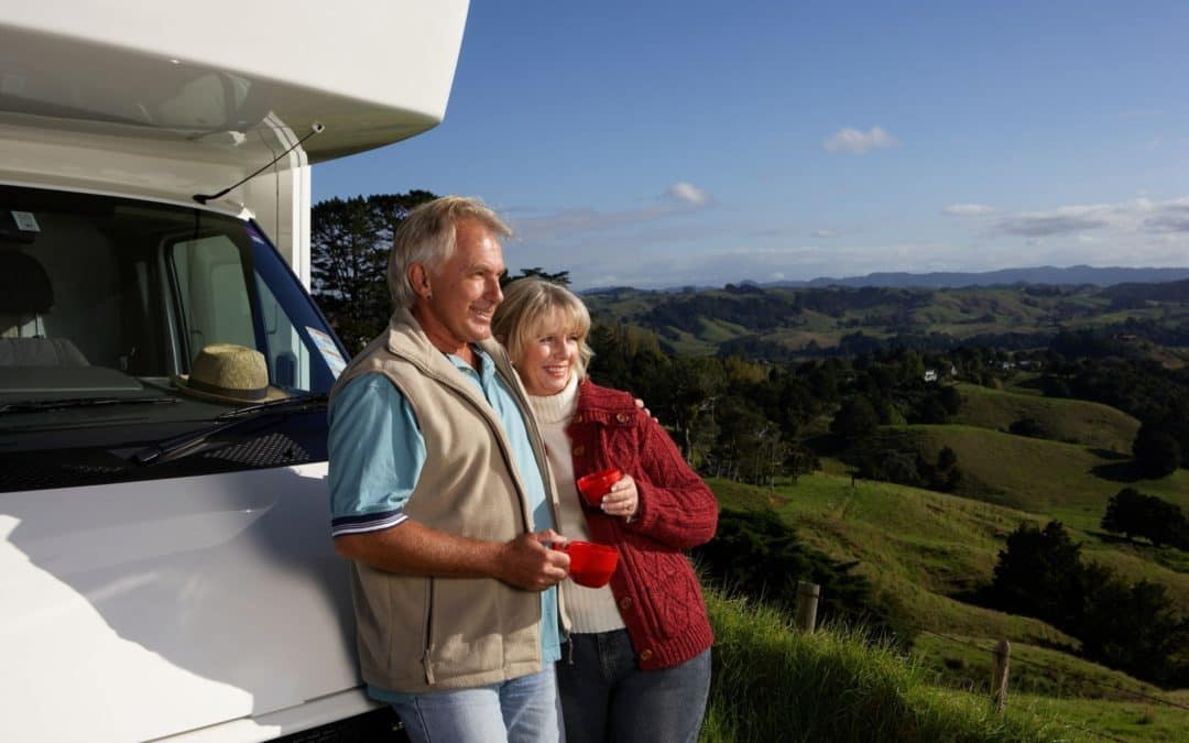 Retirement + Luxury RV Lifestyle = A Perfect Combination