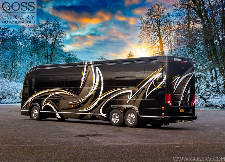 Luxury Motorcoach Rental